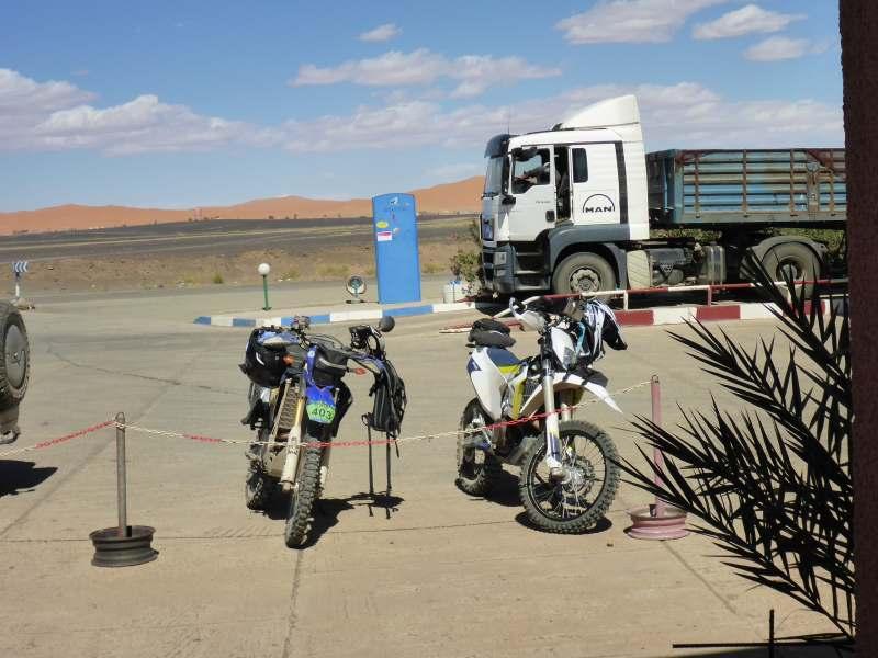 Afriquia Tankstelle