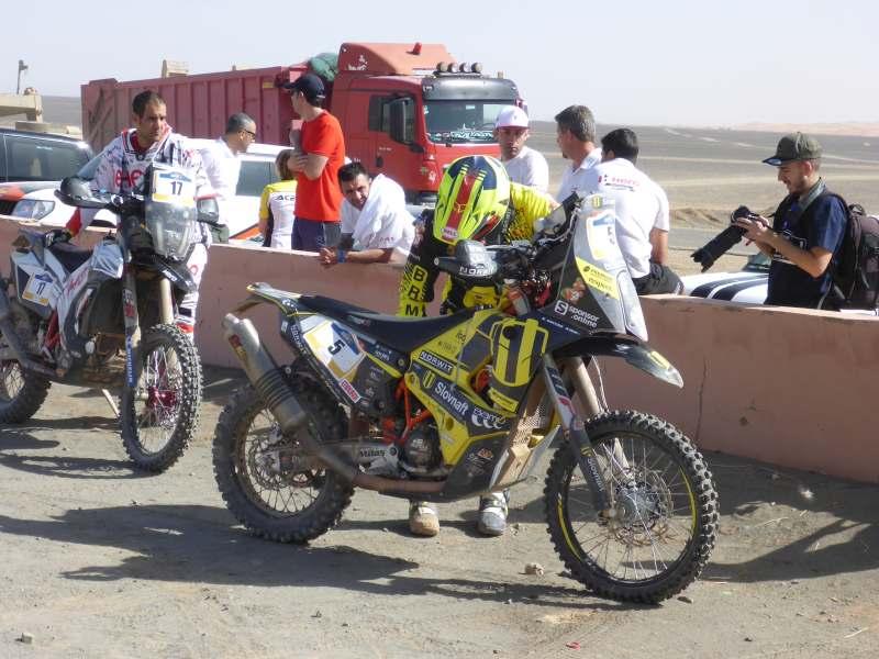 Merzouga Rallye