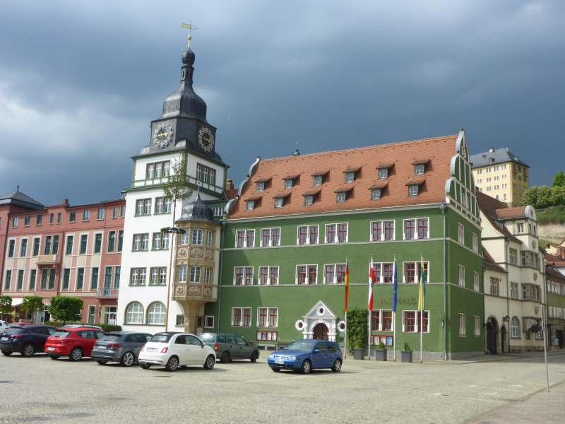 Rathaus in Rudolstadt
