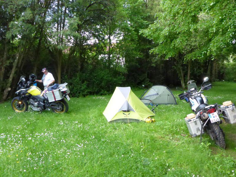 Camping Intercommunal de Neufchateau