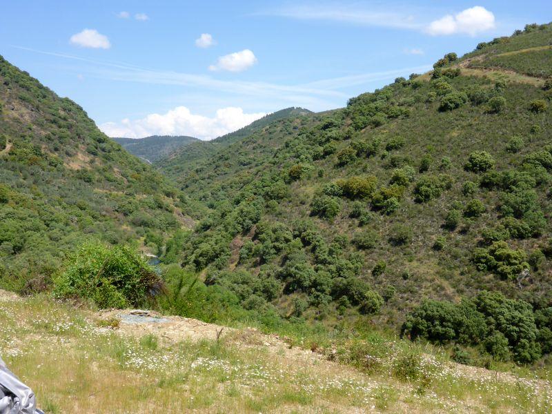 atemberaubende Berglandschaft
