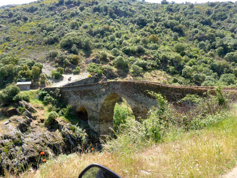 romanisch Brücke