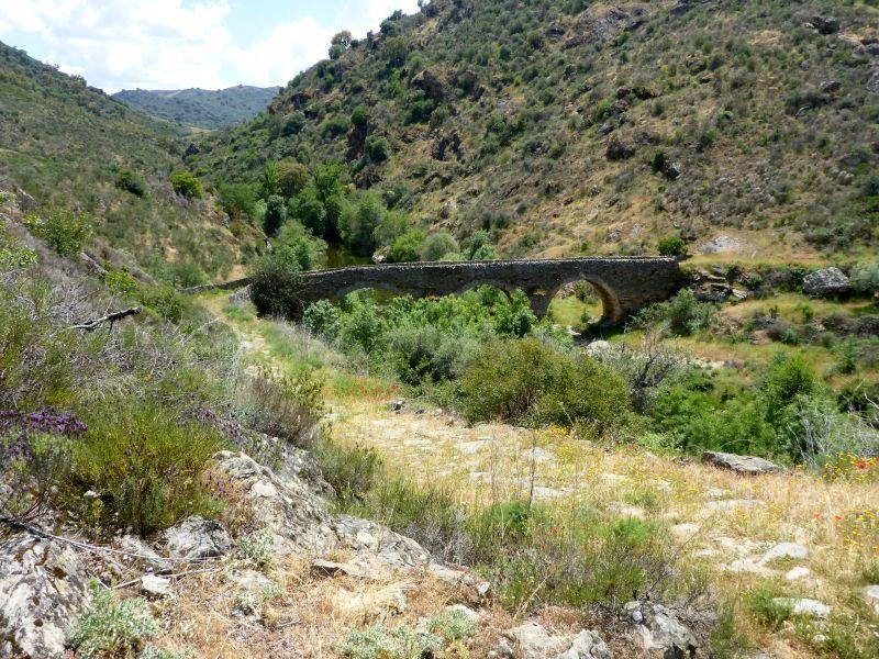 romanische Brücke