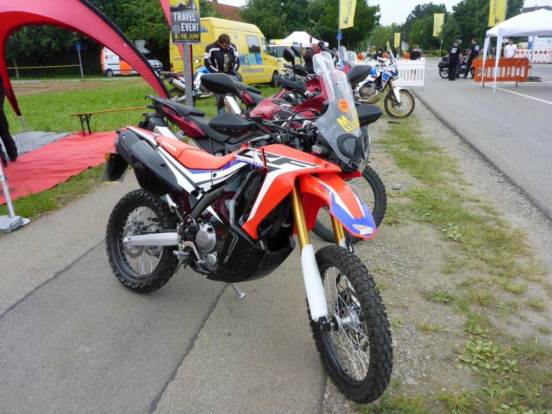 CRF250 Rallye