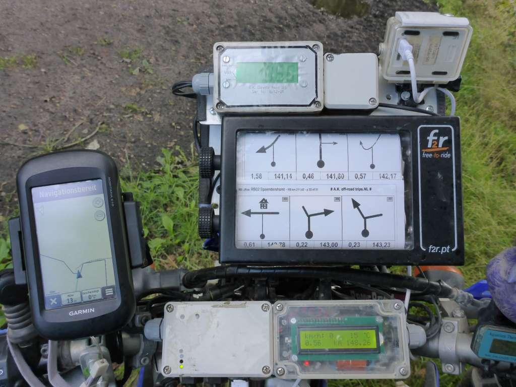Navigationsausrüstung