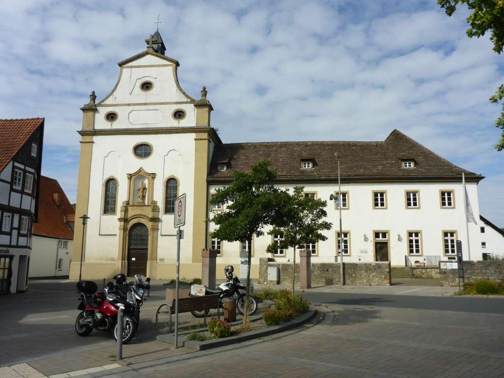 ehemaliges Franziskanerkloster Lügde