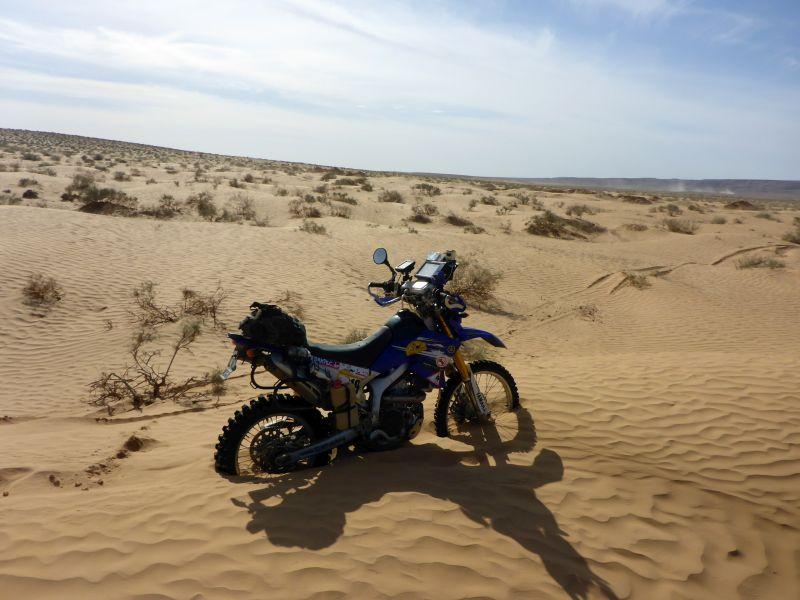 tunesicher Sand