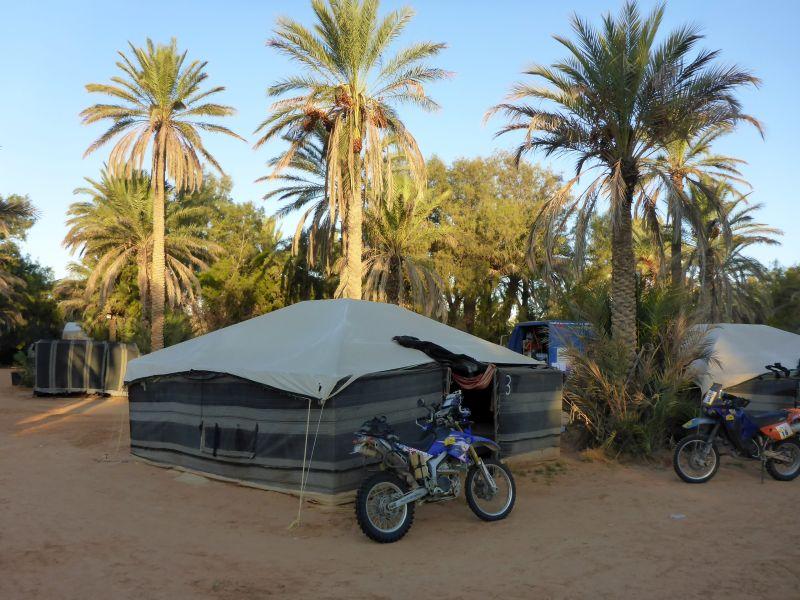 Campement Le Paradis