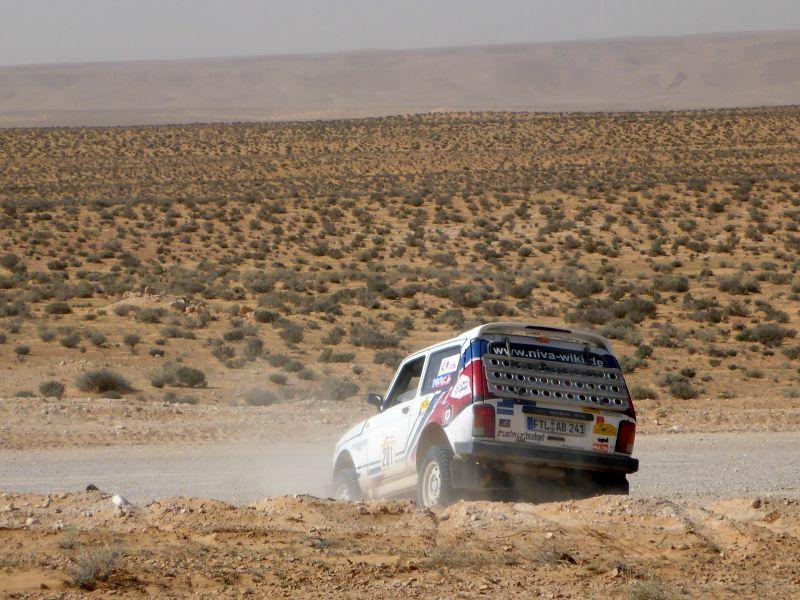 Der Rallye Lada