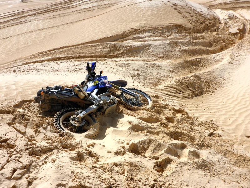 loser Sand