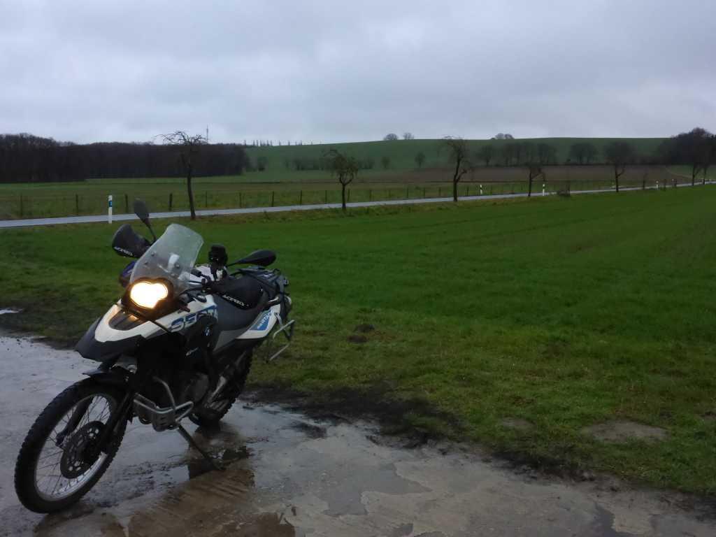 Dauernieselregen