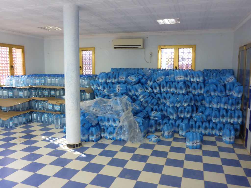 Trinkwasserlager