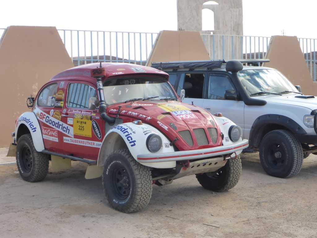 Rallye-Käfer