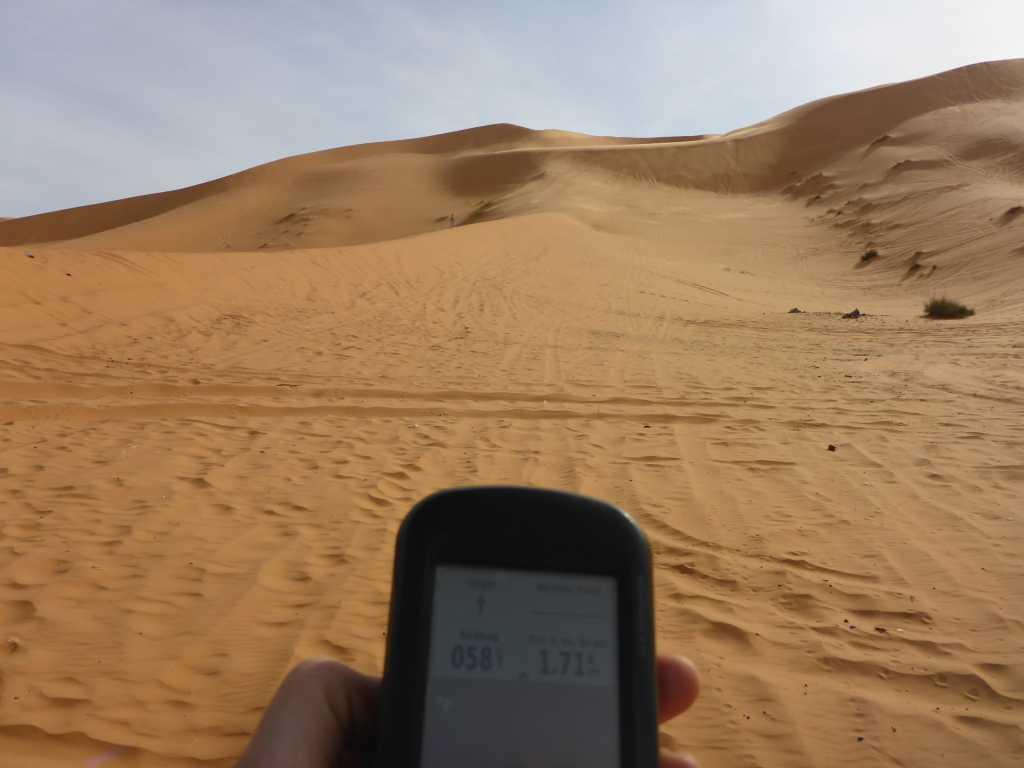 1,71km geradeaus