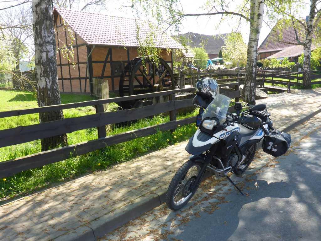 Wassermühle Heßlingen
