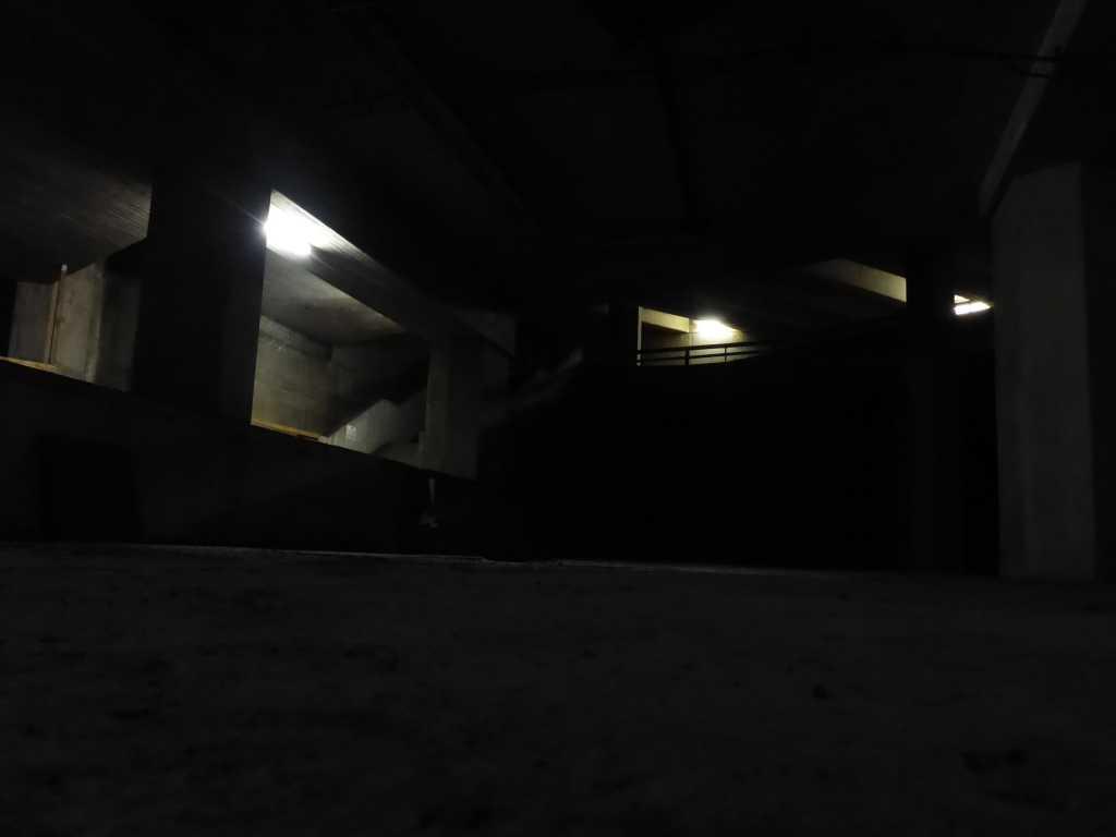 Ganz schön dunkel