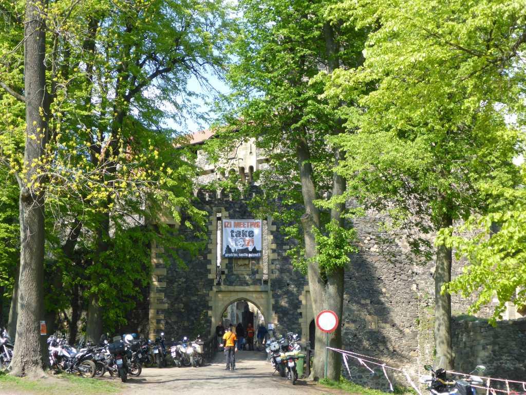 Burg Grodziek - Grödlitzburg